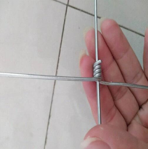 Kraal wire mesh