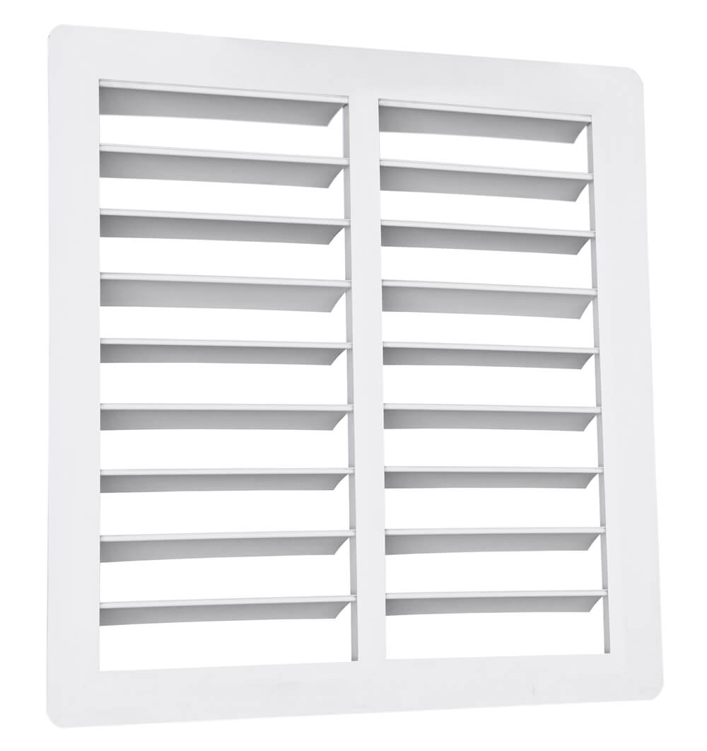 PVC Shutters/Louvers/Air Intakes