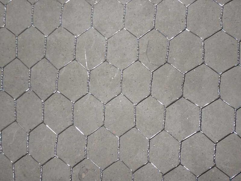 Hexagonal wire